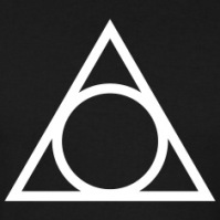 Eye-of-god,-circle,-symbol,-triangle,-witchcraft-T-Shirts